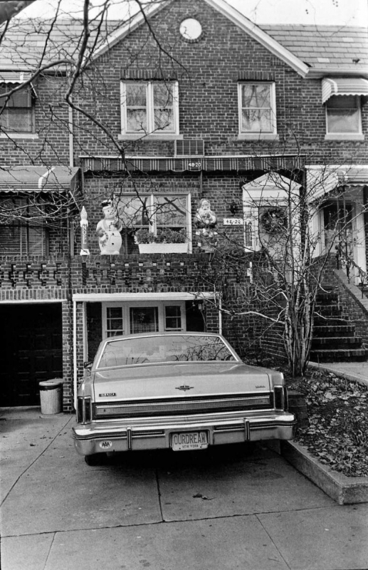 Frank Paulin - Our Dream, Queens, 1979 Gelatin silver print | Bruce Silverstein Gallery
