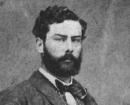 Photograph of Alfred Sisley