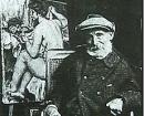 Photograph of Pierre-Auguste Renoir
