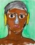 Blue Nose Guy