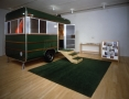 Andrea Zittel, A to Z Travel Trailer Unit Customized by Andrea Zittel, SFMoMA