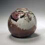 Tamura Koichi, Japanese glazed stoneware, Japanese vase