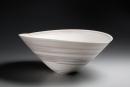 Ito, Hidehito, Ito Hidehito, neriage, marbleized, porcelain, marbleized porcelain, Japanese, ceramics, 2014, contemporary, Japanese ceramics, contemporary ceramics, bowl
