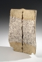 Suzuki Osamu, Japanese glazed stoneware, Japanese dogu clay figure, Japanese sculpture, 1962-63