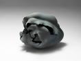 Fujino Sachiko, Interconnection 15-4, 2015, Flower-inspired sculpture, spray-glazed stoneware, Japanese sculpture, Japanese pottery, Japanese contemporary ceramics, Japanese female artist, clay