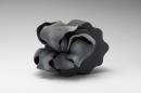Fujino Sachiko, Interconnection 15-8, flower-inspired sculpture, 2015, stoneware with matte glaze, Japanese ceramics, Japanese pottery, Japanese contemporary ceramics, Japanese sculpture