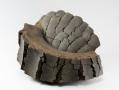 Akiyama Yo, Untitled MV-1015, 2010, Stoneware with iron-filings, Japanese contemporary ceramics, Japanese sculpture