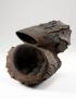Akiyama Yo, Metavoid, 2011, Unglazed stoneware, Japanese contemporary ceramics, Japanese sculpture