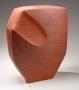 Suzuki Osamu, Japanese glazed stoneware, Japanese ceramic scupture, Horse, sodeisha, 1987