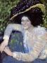 Picasso, Buste de femme souriante