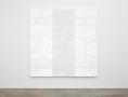 Mary Corse, Untitled (White Inner Band, Beveled), 2012