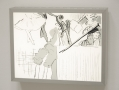 Program for an Artistic Soiree II, Kota Ezawa, Christopher Grimes Gallery