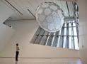 Iñigo Manglano-Ovalle, Red Factor, Eli and Edythe Broad Art Museum, Michigan State University