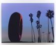 Glen Rubsamen, Randy's Blue, Christopher Grimes Gallery