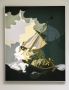 The Storm on the Sea of Galilee, Kota Ezawa, Christopher Grimes Gallery