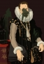 Portrait of Archduke Albrecht, Kota Ezawa, Christopher Grimes Gallery