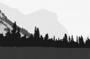 Yosemite, Kota Ezawa, Christopher Grimes Gallery