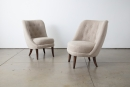 Swedish Pair of Chairs