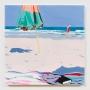 Isca Greenfield-Sanders, Umbrella Beach, 2020