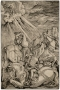 Hans Baldung Grien,  The Conversion of St. Paul, c. 1515/16