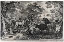 Simon Wynouts Frisius, Orpheus Enchanting the Animals