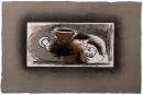 Georges Braque, Théière sur fond gris; Teapot on a Gray Background, 1946-47
