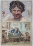 George Cruikshank (1792-1878)  Jealousy, 1823