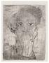 Emil Nolde (1867-1956)  Der Graf, 1918