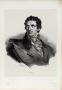 Henri Grevedon, The Artist Canova, 1826