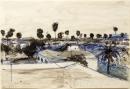 Richard Diebenkorn, Untitled, 1961, 1961