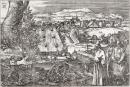 Albrecht Dürer, Landscape with a Large Cannon