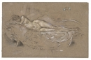 James Abbott McNeill Whistler, Nude Reclining