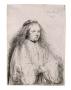 Rembrandt Van Rijn, The Little Jewish Bride