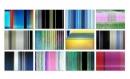 Penelope Umbrico -  Grid of 12 in book_sRGB-72dpi from Broken Sets (eBay), 2009-2011  | Bruce Silverstein Gallery