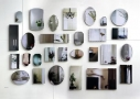 Penelope Umbrico -  Mirrors (from Home Décor Catalogs and Websites), 2001-2011  | Bruce Silverstein Gallery
