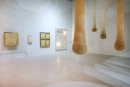Installation view: Lawrence Carroll, Ernesto Neto