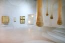 Installation view: Lawrence Carroll, Ernesto Neto