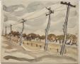 Arthur Garfield Dove (1880-1946), N.Y.C.R.R., 1934