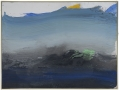 "Ed Clark ""Untitled"", 2004 Acrylic on canvas 36 x 48 inches"