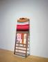 Tomashi Jackson Upright, Colored, and Free, 2017