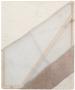 Martha Tuttle  Sky flowing backward II, 2018  Wool, silk, dye, and pigment  30 x 25 inches