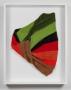 Tomashi Jackson Color Study in 3 Reds, 2 Blacks, 2 Greens, 2016