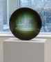 Fred Eversley  Untitled (Verde Te Quiero), 1983  Cast polyester  20 x 20 x 3 inches