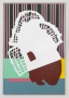 Egan Frantz  Wendy Carlos, 2019  Synthetic polymer on canvas  79 x 54 inches