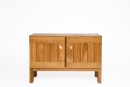 Maison Regain's sideboard, front view from above