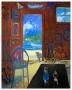 DEBORAH BROWN Boathouse, 2020