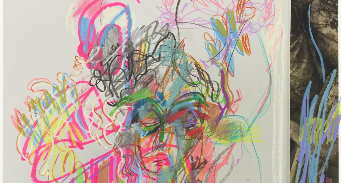 RACHEL HARRISON   Drawings
