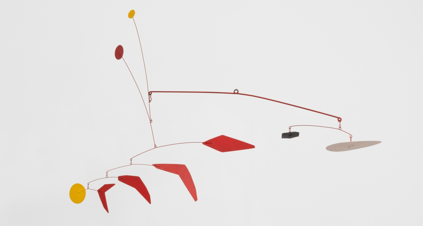 A Closer Look: Alexander Calder