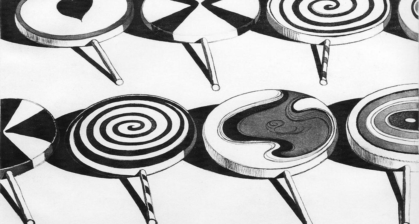 Wayne Thiebaud Prints