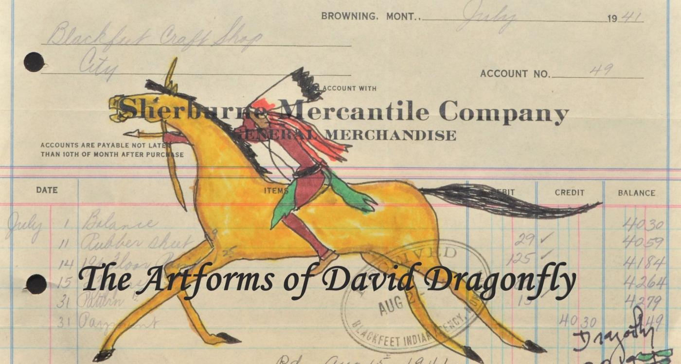 David Dragonfly